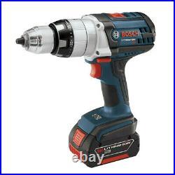 Bosch 18V Brute Tough 1/2 in. Hammer Drill HDH181-01L Certified Refurbished