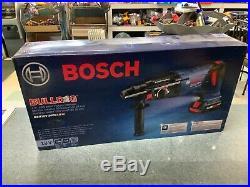 Bosch 18V EC Corded Bulldog Rotary Hammer with Battery (GBH18V-26DK15)