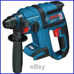 Bosch 18V GBH18V-EC-Li SDS 3 Function Hammer Drill Tool Naked Bare Body Carton