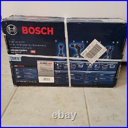 Bosch 18V Hammer Drill & Impact 2-Tool Combo Kit WithBatt & Charger GXL18V-251B25