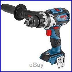 Bosch 18V Li-ion Brushless Hammer Drill/Driver GSB 18V 85C TOOL ONLY