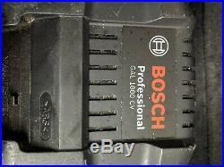 Bosch 18-Volt Combi Hammer Drill and Bosch Jigsaw GST 18VLIB 3 Batts + Charger