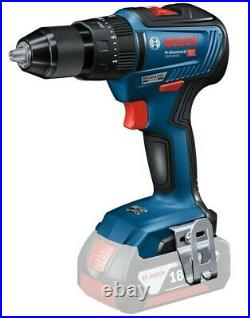 Bosch 18v Brushless GSB18V55 Combi Hammer Drill + GDX18V200 Impact Driver Wrench