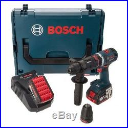 Bosch 18v Flexiclick System Brushless SDS Hammer Drill + Drill Driver Chuck