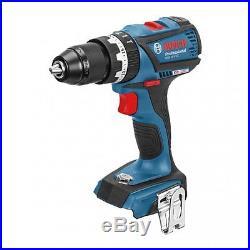 Bosch 18v GSB18V-EC Brushless Combi Hammer Drill GSB18VEC 06019E9100 Metal Chuck