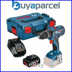 Bosch 18v GSB18 V-28 Professional Combi Hammer Drill Metal Chuck 1 x 5.0ah