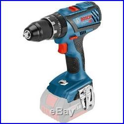 Bosch 18v GSB18 V-28 Professional Combi Hammer Drill Metal Chuck 2 x 4.0ah