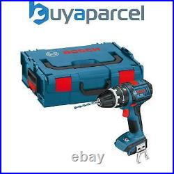 Bosch 18v GSB Lithium Ion GSB18VLI Compact Dynamic Combi Hammer Drill + Lboxx