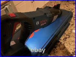 Bosch 18v Rotary Hammer Brushless D-handle Bulldog Battery And Charger