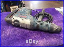 Bosch 1-3/4 SDS-Max Rotary Hammer RH745 Hammerdrill Used