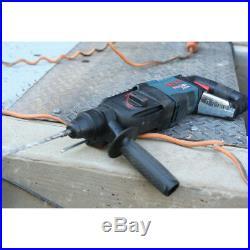 Bosch 1 SDS-plus D Handle Bulldog Xtreme Rotary Hammer 11255VSR New