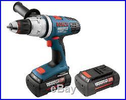Bosch 36V 18636-02 1/2 Hammer Drill/Driver NEW Litheon -FULL FACTORY WARRANTY