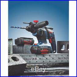 Bosch 36 Volt Compact SDS Hammer Drill L-Boxx GBH 36V-ECCP 2 x 1.3Ah Batts