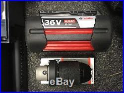 Bosch 36 Volt SDS Rotary Hammer Drill GBH 36VF-LI PLUS