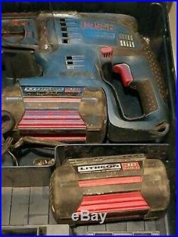 Bosch 36vdc Cordless Rotary Hammer drill Model 11536VSR