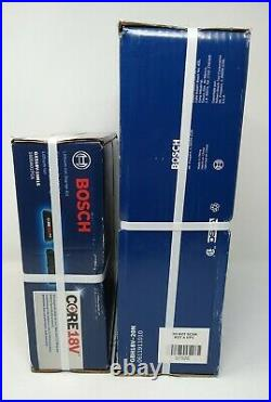 Bosch 3/4 in. SDS-plus Rotary Hammer GBH18V-20N + Lithium-Ion Start Kit