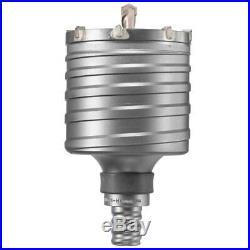 Bosch 5 Coring Drill Bits Carbide SDS-Max Rotary Hammer Concrete Masonry Drill