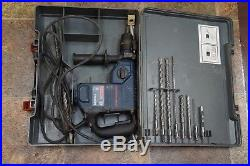 Bosch Boschhammer 11236VS SDS-Plus Corded Rotary Hammer Drill with case