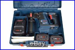 Bosch Bulldog 18-Volt Cordless 1 in. SDS-Plus Variable Speed Rotary Hammer Kit
