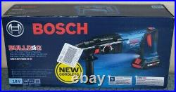 Bosch Bulldog Core18V 1 SDS-Plus Rotary Hammer GBH18V-26DK15 With Battery NEW