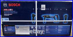 Bosch Bulldog Core 18V 1 SDS-Plus Rotary Hammer Drill, Battery & Charger GBH18V