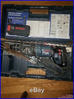 Bosch Bulldog Extreme Rotary Hammer Drill
