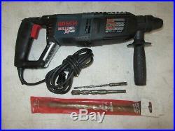 Bosch Bulldog Xtreme 1 SDS Plus Rotary Chisel Chipping Hammer Drill 11255VSR