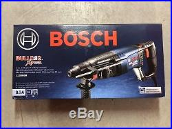 Bosch Bulldog Xtreme 1 SDS-plus Rotary Hammer 11255VSR 8.0A BRAND NEW with Case