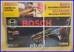 Bosch Bulldog Xtreme 8-Amp SDS-Plus Rotary Hammer Drill & Grinder Brand New