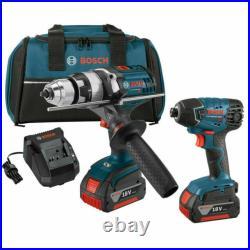 Bosch CLPK222-181 18V 2-Tool Combo Kit