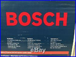 Bosch CLPK224-181 18V 1/2 Hammer Drill/Driver 1/4 Hex Impact Driver Combo Kit