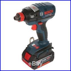 Bosch CLPK224-181 18V Cordless Combo HDH181X Hammer/Drill IDH182 Impact Driver