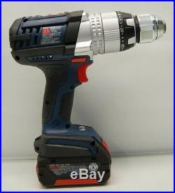 Bosch CLPK224-181 18V Cordless Combo Hammer/Drill & Impact Driver Free Shipping