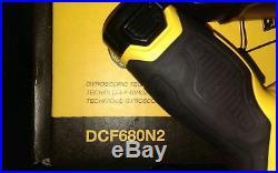 Bosch CLPK224-181 18V Hammer Drill& Impact Driver- Combo Kit + dewalt DCF680N2