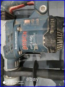 Bosch Concrete Breaker GSH5 110v Sds-max Demolition Hammer