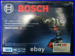 Bosch Core18V 1/2 Hammer Drill / Driver GSB18V-755CB25 BRAND NEW