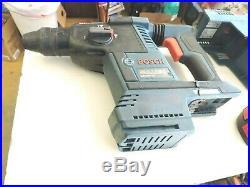 Bosch GBH18V-20 Cordless Electric 18V Bosch Bulldog Hammer Drill Bundle BATTERY