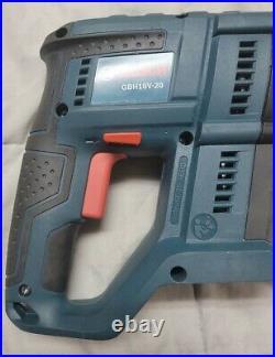 Bosch GBH18V-20 Cordless Rotary Hammer Drill