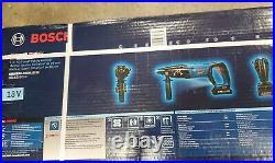 Bosch GBH18V-26DK15 18V SDS Plus 1 Rotary hammer Kit, 1 battery & charger NEW