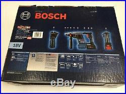 Bosch GBH18V-26K24 18V 1 SDS PLUS Rotary Hammer Drill