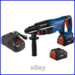 Bosch GBH18V-26K24 Core18V 1 Bulldog Rotary Hammer Kit