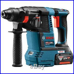 Bosch GBH18V-26K EC Brushless SDS-Plus Keyless Bulldog Rotary Hammer Kit