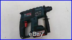 Bosch GBH18V-EC 18v SDS Plus Brushless Rotary Hammer Drill 1x6.0ah