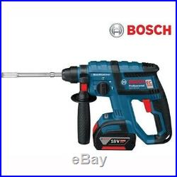 Bosch GBH18V-EC Professional 5.0Ah Cordless Rotary Hammer Drill Drive / 220V