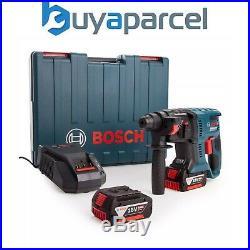 Bosch GBH18 V-20 18v Cordless 3 Function SDS Drill GBH18V20 2 x 5.0ah Battery