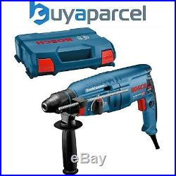 Bosch GBH2-25D 110v SDS Plus Rotary Hammer Drill 790w GBH225D Includes Case