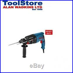Bosch GBH2-26 Sds Drill Hammer Drill 830 Watt In Carry Case 110v or 240v