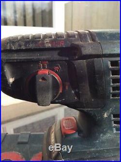 Bosch GBH36VF-LI 36V SDS Rotary Hammer Drill with QC Chuck (0611907075)