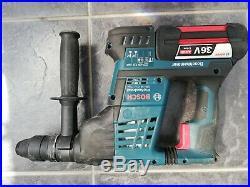 Bosch GBH36VF-LI PLUS 36v Li-ion SDS+ Rotary Hammer Drill 2 x 4.0Ah Batteries