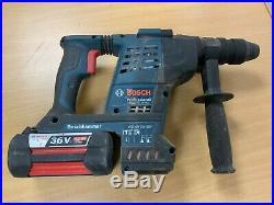 Bosch GBH36VF-LI PLUS 36v SDS Rotary Hammer Drill RO 120407